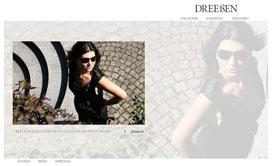 Webseite Dreeßen Modedesign
