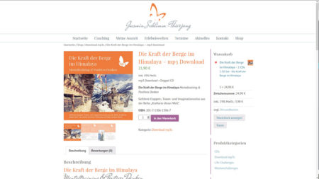 Jasmin-Schlimm-Thierjung: Onlineshop