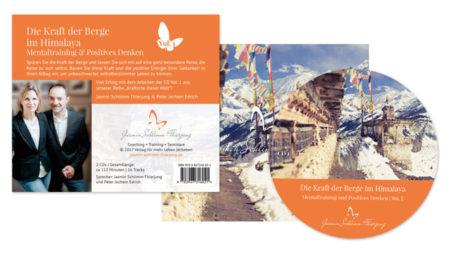 Jasmin Schlimm-Thierjung CD & Inlay Card