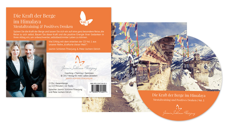 Jasmin Schlimm-Thierjung CD & Cover Card