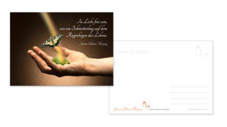 Jasmin Schlimm-Thierjung Postkarte A6