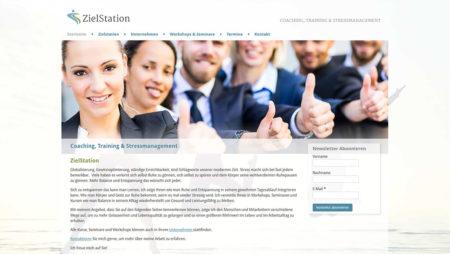 ZielStation - Startseite