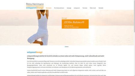 Petra Herrmann - Startseite