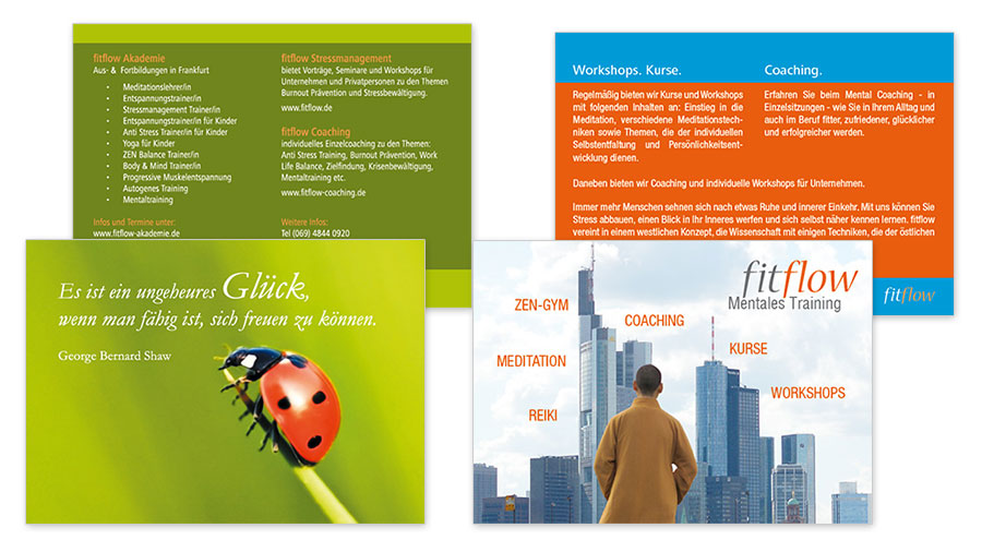fitmedi (ehemals fitflow) Flyer