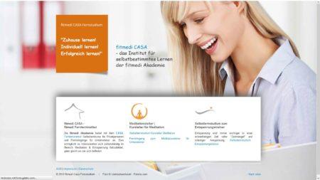 fitmedi CASA - das Institut für selbstbestimmtes Lernen der fitmedi Akademie